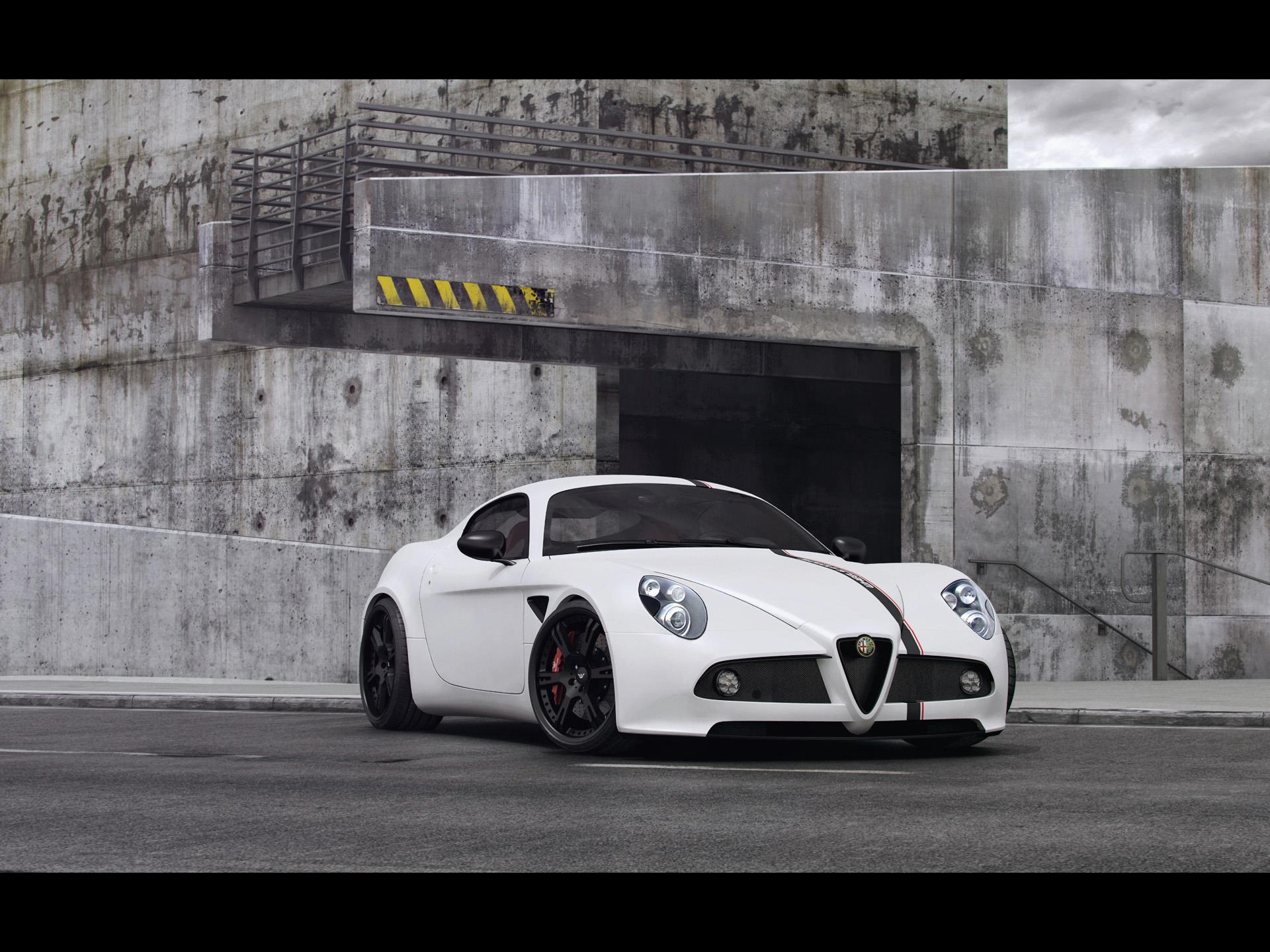 Alfa Romeo 8C aneddoti bialbero.it