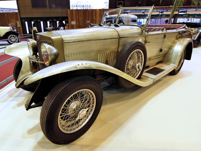 Alfa Romeo RL Torpedo Carrozeria Zagato (1926) bialbero.it