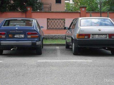 Damiano Sgarella Alfetta-GTV-Alfa-33-bialbero.it