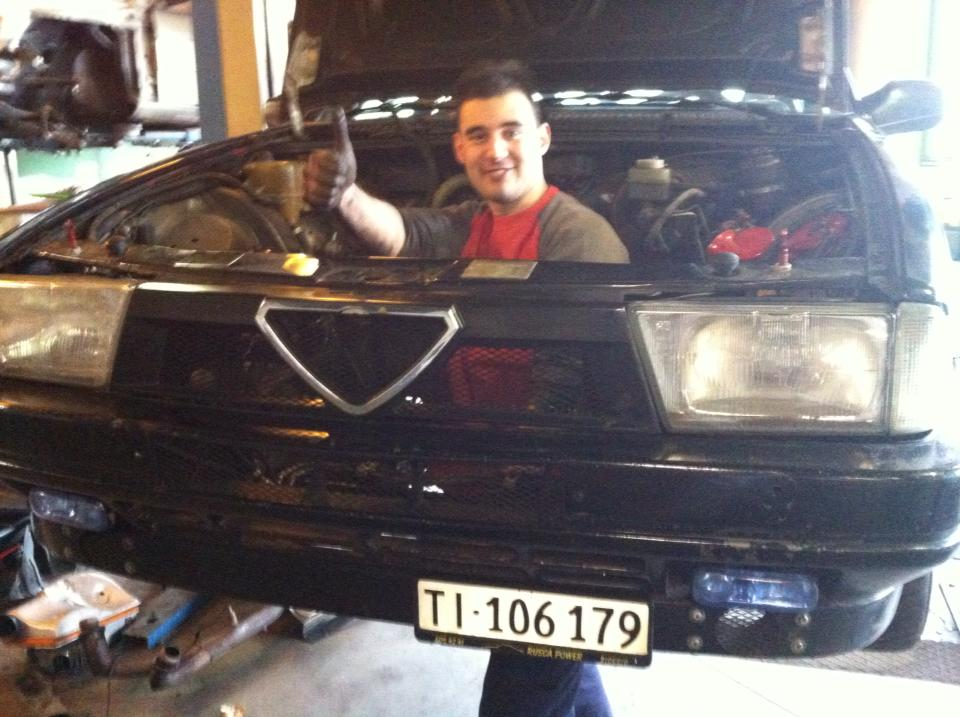 Alfa 75 3000 bialbero.it