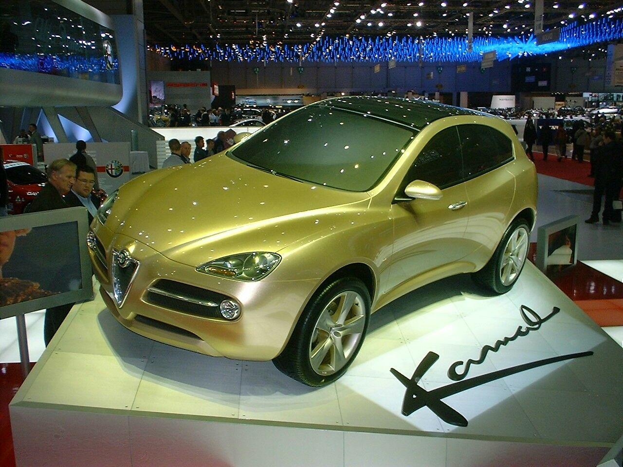 Alfa Romeo Camal bialbero.it