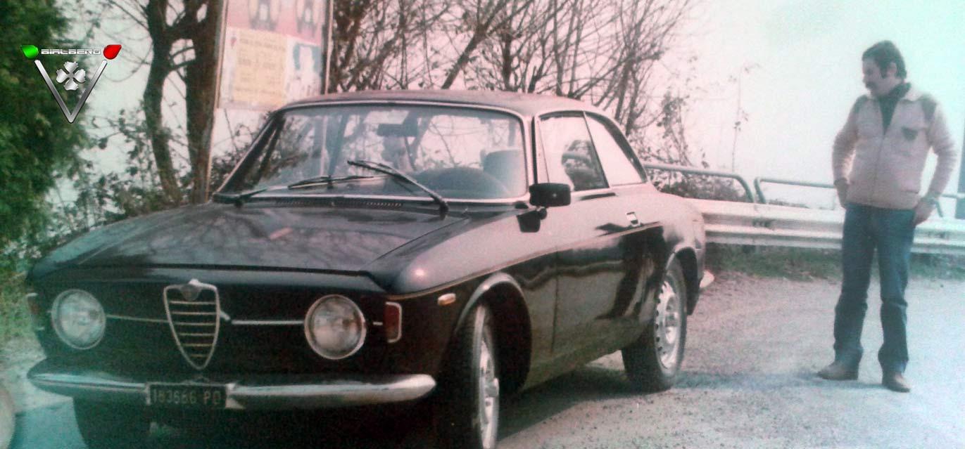 L\'Alfa 156 di Marco. Quando il Biscione prende a sberle il destino.