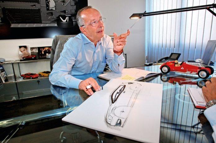 Walter De Silva Alfa Romeo bialbero.it